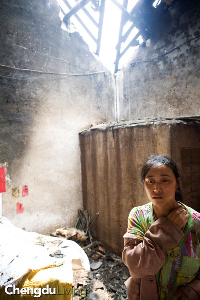 2008 Sichuan Quake survivor