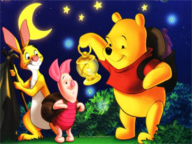 Winnie the Pooh